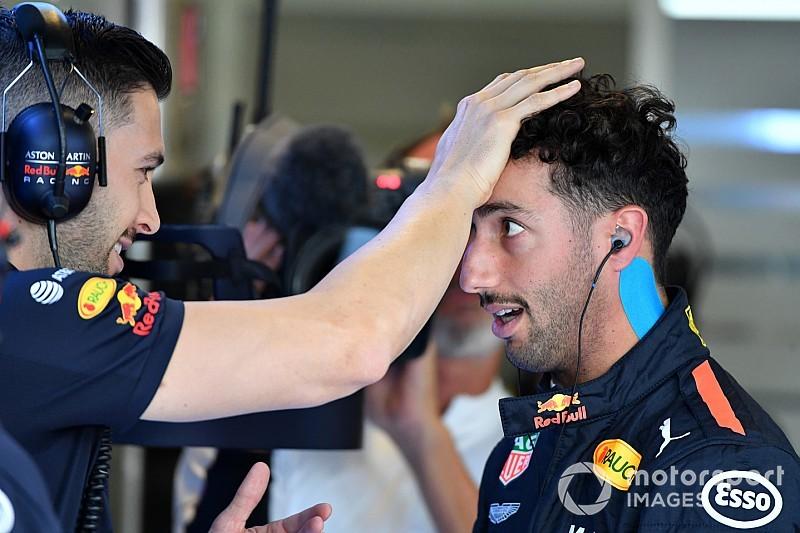 Ricciardo, Renault'yu ''bir sonraki seviyeye'' taşımayı umuyor