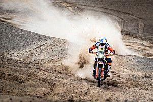Dakar 2019: Sunderland helpt gecrashte coureur en wint vijfde etappe