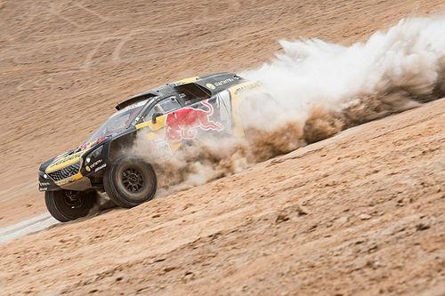 Loeb gana la quinta del Dakar y Al-Attiyah llega el descanso como líder