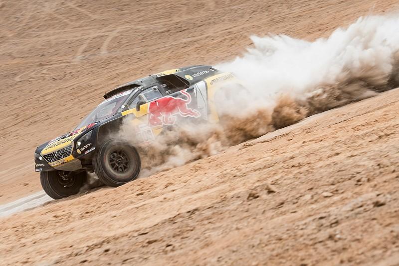 Dakar, Auto, Tappa 5: Loeb massacra tutti, ma Al-Attiyah allunga nella generale