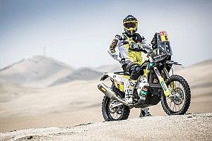 Rallye Dakar 2019: Pablo Quintanilla gewinnt 6. Etappe und geht in Führung