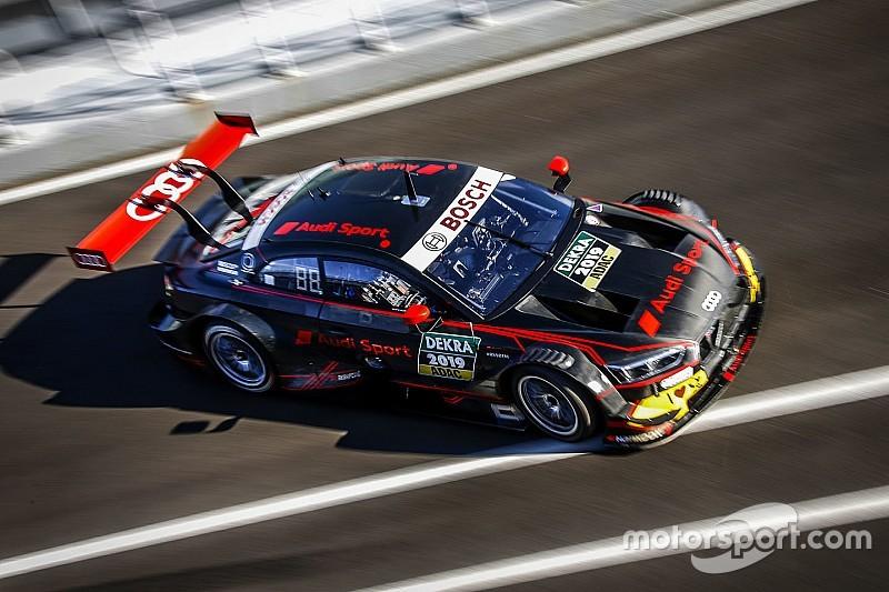 «Таких скоростей в DTM раньше не видели». Гонщики Audi и BMW остались в восторге от новых машин
