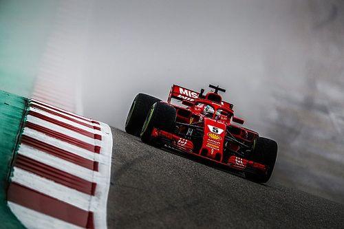 """Nach Pannenfreitag: Vettels Ferrari """"im Regen nicht schnell genug"""""""