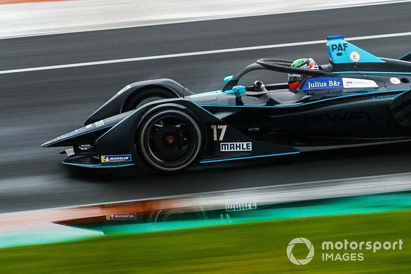 The 37-year-old rookie starting Mercedes' next big project