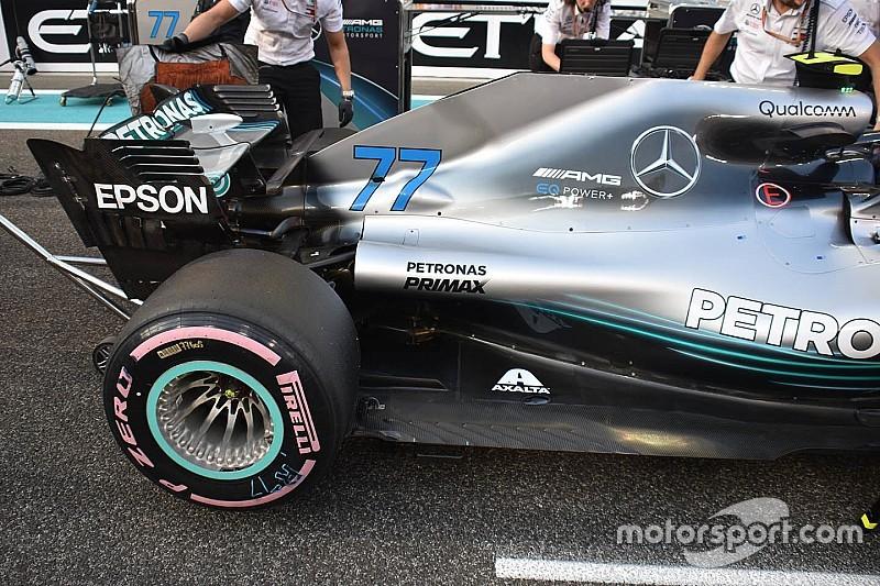 Ilyen hangja van Hamilton és Bottas 2019-es Mercedesének