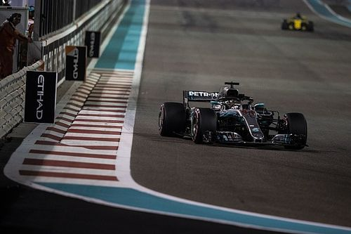 Ergebnis: Formel 1 Abu Dhabi 2018, Rennen