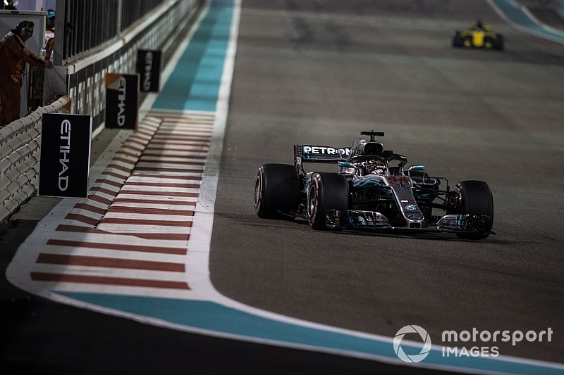 "Hamilton and Mercedes identify ""weak spot"" in '19 rules"