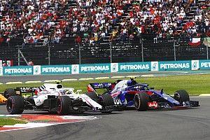 Formel 1 Mexiko 2018: Das Rennergebnis in Bildern