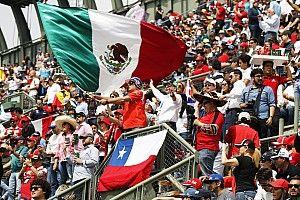 GALERI: Suasana dan aksi balapan GP Meksiko