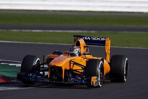 Ticktum, McLaren'ın 2013 F1 aracıyla piste çıktı