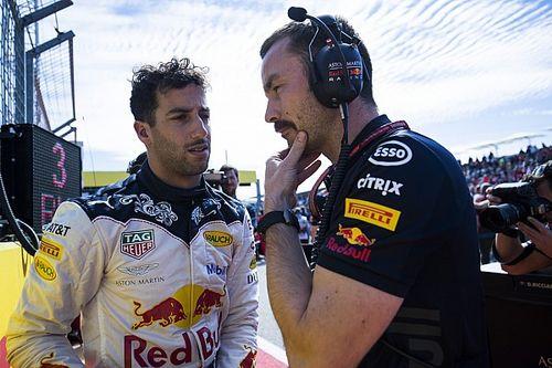 """Ricciardo: """"Con el mismo coche, podría rendir como Hamilton"""""""
