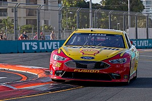 Supercars says NASCAR demo was a 'massive hit'