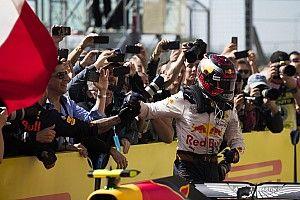 """Red Bull: Após """"tempestade"""", Verstappen está mais forte"""
