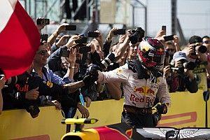 """Red Bull : Verstappen """"plus fort"""" après avoir """"traversé la tempête"""""""