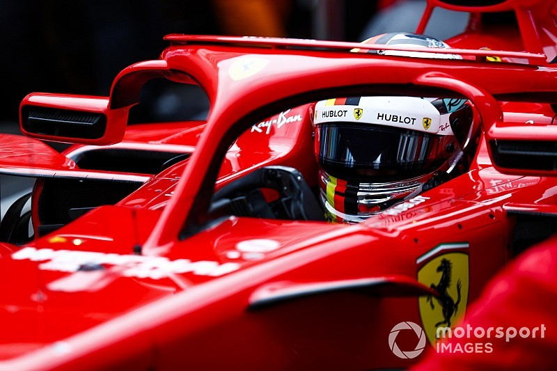 "Ferrari hasn't ""lost direction"" despite defeats - Vettel"