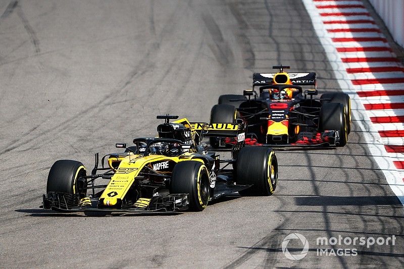 "Hulkenberg may need ""another gear"" to beat Ricciardo"