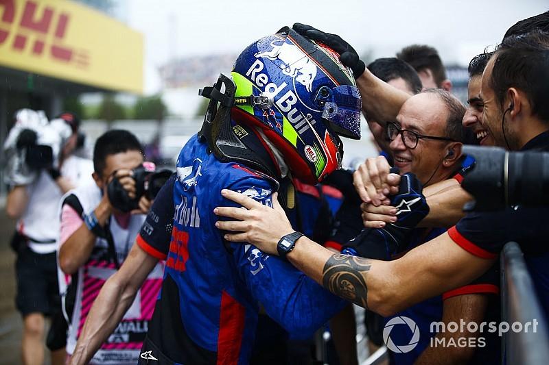 Honda поблагодарила Хартли за развитие мотора и шестое место в квалификации Гран При Японии