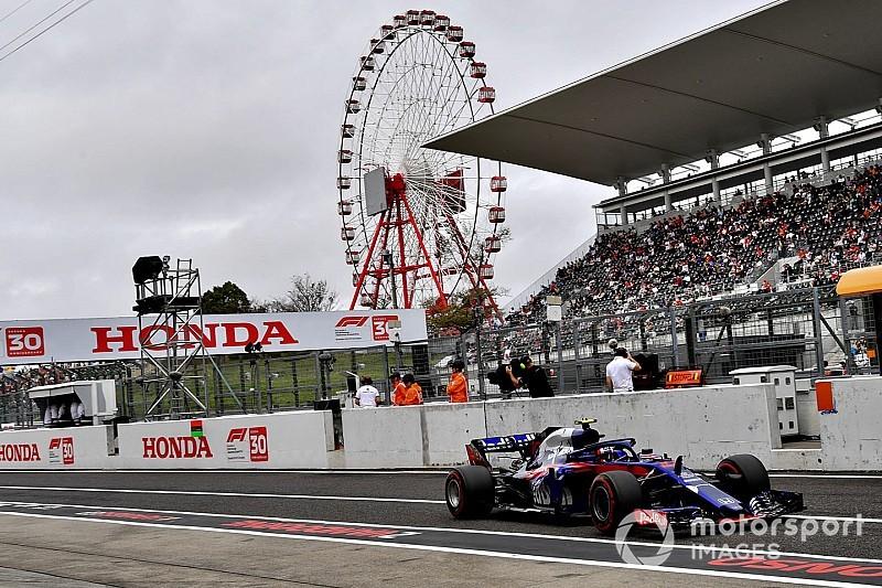 日本GP決勝速報:ハミルトン完勝でタイトル近づく。トロロッソ入賞ならず