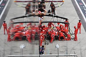 GALERÍA: Los 10 pit stop más rápidos del 2018 en la F1