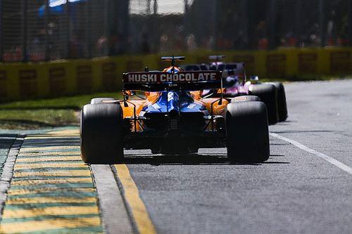 Ergebnis: Formel 1 Australien 2019, 2. Freies Training