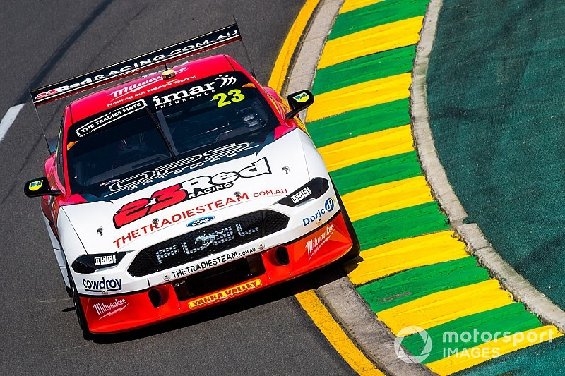 Davison joins new-look Tickford Supercars enduro line-up