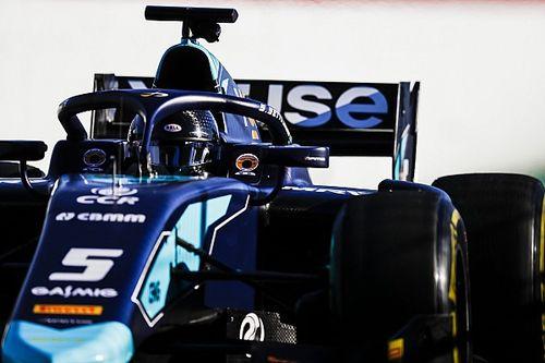 F2 Bahrain: Sette Camara pimpin latihan perdana