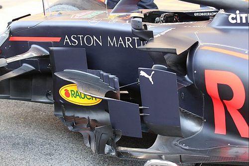 Red Bull utiliza peças antigas em carro após batida de Gasly