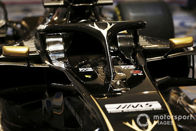Video: ecco la Haas VF-19 in pista a Barcellona per lo shakedown