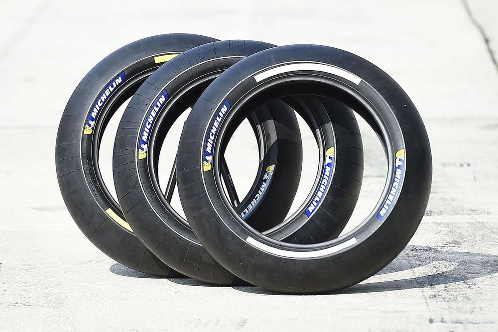 Michelin Resmi Pasok Ban MotoGP hingga 2026