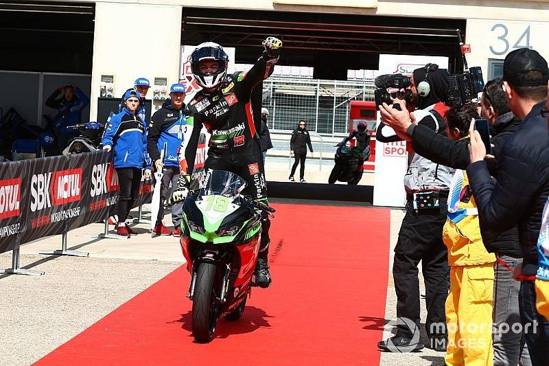 Supersport 300, Assen: seconda vittoria consecutiva per Gonzalez