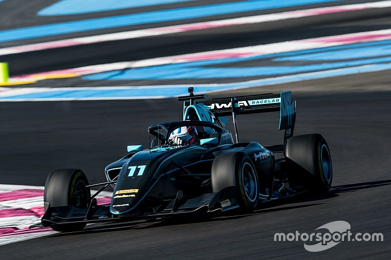 F3, Paul Ricard: Hughes beffa allo scadere Daruvala e artiglia la pole per Gara 1