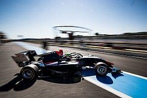 Pulcini lidera el primer día de test de F3 en Barcelona
