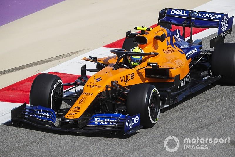 Débuts de week-end prometteurs pour McLaren
