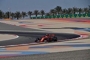 Ferrari también lideró la última sesión antes de la clasificación de Bahrein