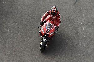 """Petrucci: """"Sinceramente fue mi peor día desde que estoy en Ducati"""""""