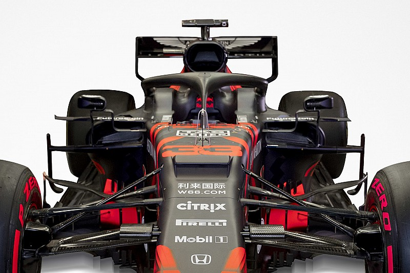 Галерея: перший Red Bull з мотором Honda