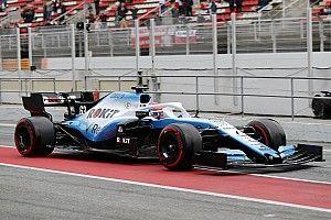 Williams wacht nog steeds op onderdelen voor nieuwe F1-auto