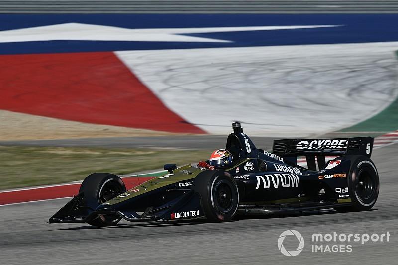 VÍDEO: Compare volta rápida da F1 e da Indy no Circuito das Américas