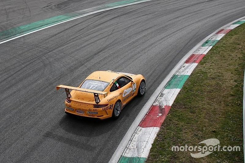Carrera Cup Italia, Monza: il graffio di Fulgenzi per una pole da brividi