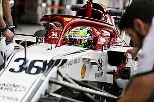 Мик Шумахер заверил, что ему легко совмещать программу в Формуле 1 с выступлениями в Ф2