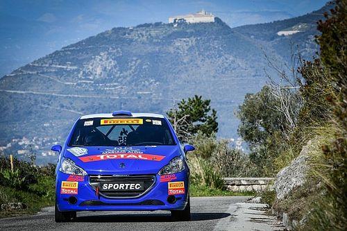 Il Peugeot 208 Competition PRO scatta questo weekend all'Appennino Reggiano