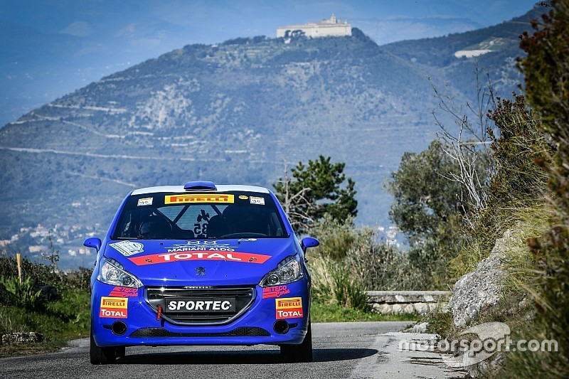 Il Peugeot 208 Competition PRO scatta questo weekend all'Appennino Reggiano
