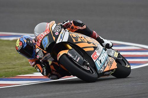 FP1 Moto2 Spanyol: Navarro paling kencang, Dimas ke-29