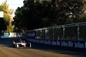 Di Grassi snelste in Santiago na code rood voor Buemi, Frijns op P4
