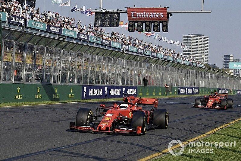 El fracaso del GP de Australia deja a Ferrari confundido