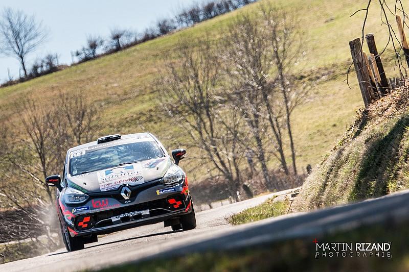 Styve Juif raccoglie la vittoria nel Trofeo Alpi Clio R3T