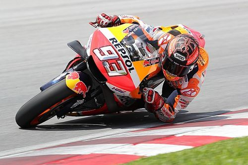 "Honda's front end still ""critical"", says Marquez"