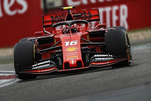 "Leclerc: Estratégia para segurar Bottas foi a ""coisa certa"" para a Ferrari"