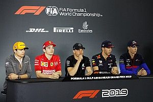 Bahrain GP: Thursday press conference