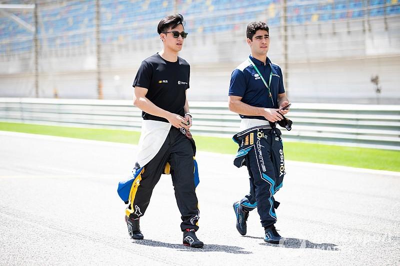 Otwarcie dla juniora McLarena